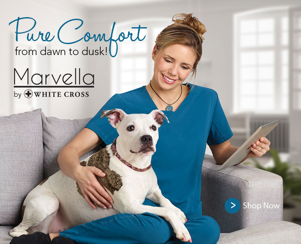 Veterinary Apparel Company Introduces Marvella Scrubs