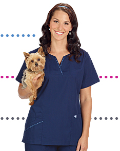 VAC Exclusive Scrubs from Veterinary Apparel Company