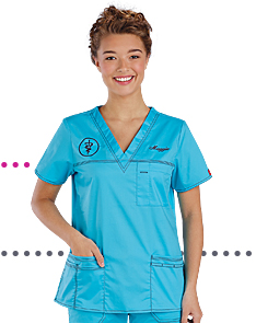 Premium Scrubs from Veterinary Apparel Company