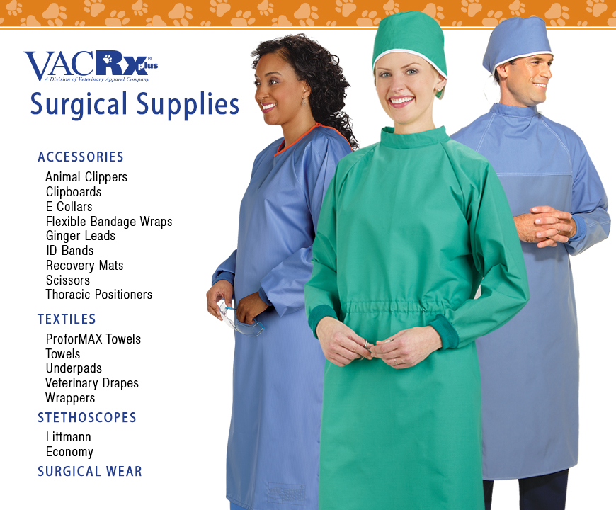 VACRx Surgical Supplies