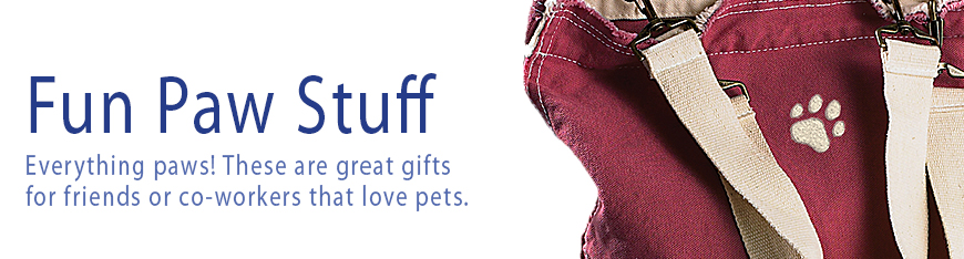 Fun Paw Stuff from Veterinary Apparel Company