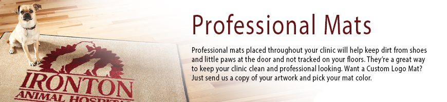 Professional Mats by Veterinary Apparel Company