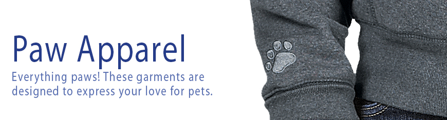 Paw Apparel from Veterinary Apparel Company