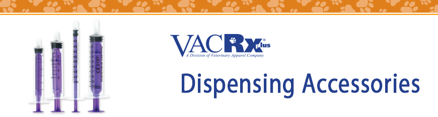 VACRx Supplies Dispensing Accessories